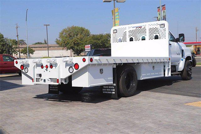 2021 Silverado 5500 Regular Cab DRW 4x2,  Scelzi Platform Body #21T806 - photo 2