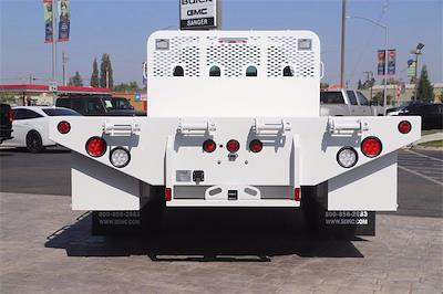 2021 Silverado 5500 Regular Cab DRW 4x2,  Scelzi Platform Body #21T806 - photo 6