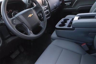 2021 Silverado 5500 Regular Cab DRW 4x2,  Scelzi Platform Body #21T806 - photo 10