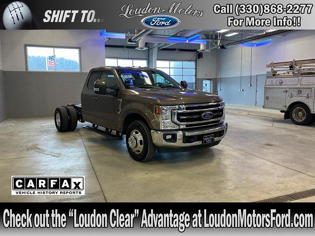 2020 Ford F-350 Super Cab DRW 4x2, Cab Chassis #10074R - photo 1
