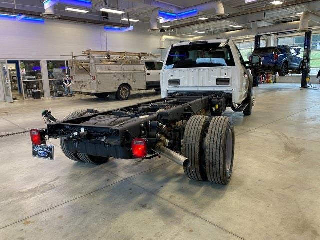 2020 Ford F-450 Regular Cab DRW 4x2, Cab Chassis #10075R - photo 1
