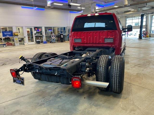 2020 Ford F-350 Crew Cab DRW 4x2, Cab Chassis #10125R - photo 1