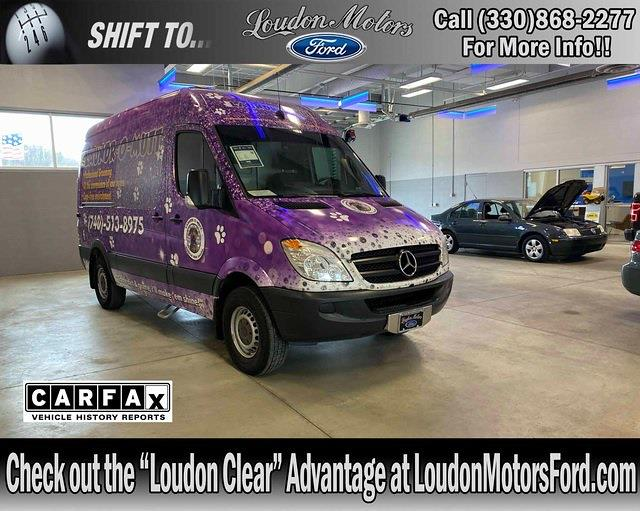 2012 Mercedes-Benz Sprinter 2500, Other/Specialty #10222R - photo 1