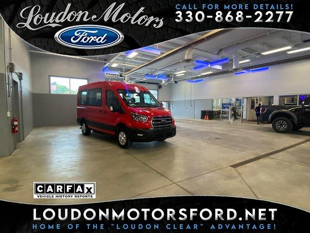 2020 Ford Transit 150 Med Roof AWD, Passenger Wagon #10283R - photo 1