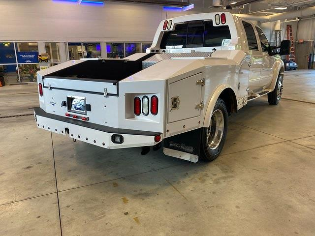 2012 Ford F-550 Crew Cab DRW 4x2, Hauler Body #10325 - photo 1
