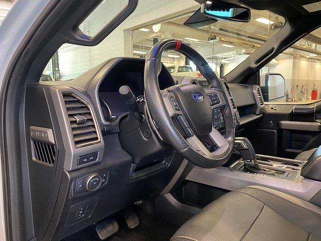 2017 F-150 SuperCrew Cab 4x4,  Pickup #10400R - photo 4
