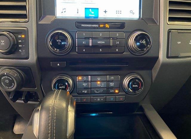 2017 F-150 SuperCrew Cab 4x4,  Pickup #10400R - photo 10