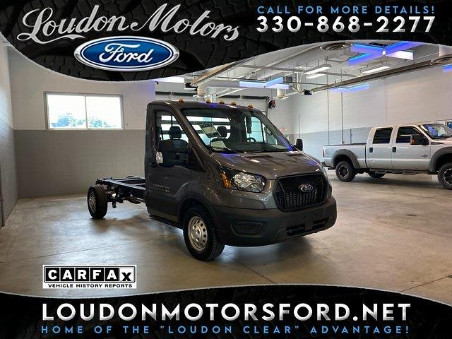 2021 Ford Transit 250 Low Roof AWD, Cutaway #10448R - photo 1