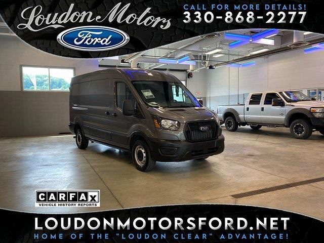 2021 Ford Transit 150 Medium Roof 4x2, Empty Cargo Van #10453R - photo 1