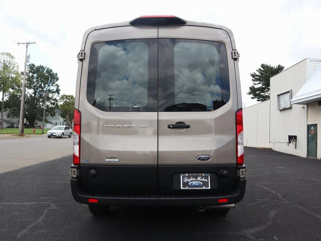 2020 Transit 350 Medium Roof AWD,  Empty Cargo Van #10538R - photo 7