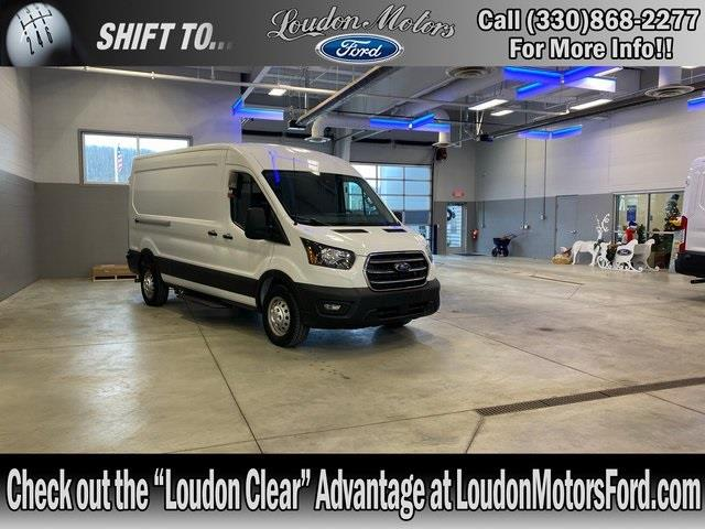 2020 Ford Transit 150 Med Roof AWD, Empty Cargo Van #20297 - photo 1