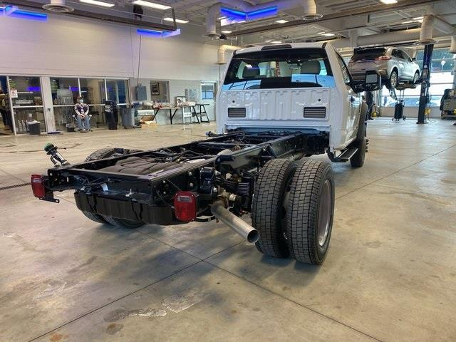 2021 Ford F-550 Regular Cab DRW 4x4, Cab Chassis #21011 - photo 1