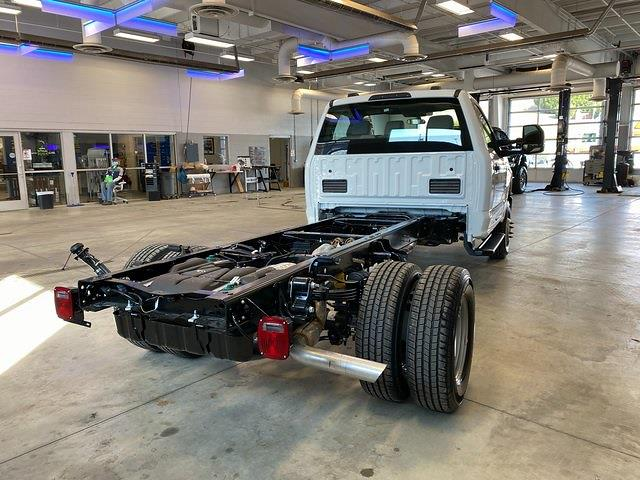 2021 Ford F-350 Regular Cab DRW 4x4, Cab Chassis #21082 - photo 2