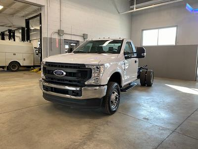 2021 Ford F-350 Regular Cab DRW 4x4, Cab Chassis #21082 - photo 8