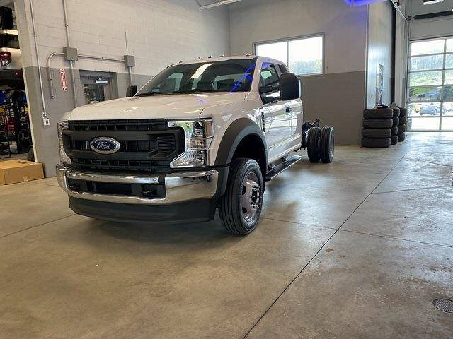 2021 Ford F-550 Super Cab DRW 4x4, Cab Chassis #21106 - photo 8