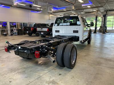 2021 Ford F-550 Super Cab DRW 4x4, Cab Chassis #21106 - photo 2