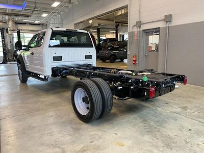 2021 Ford F-550 Super Cab DRW 4x4, Cab Chassis #21106 - photo 26