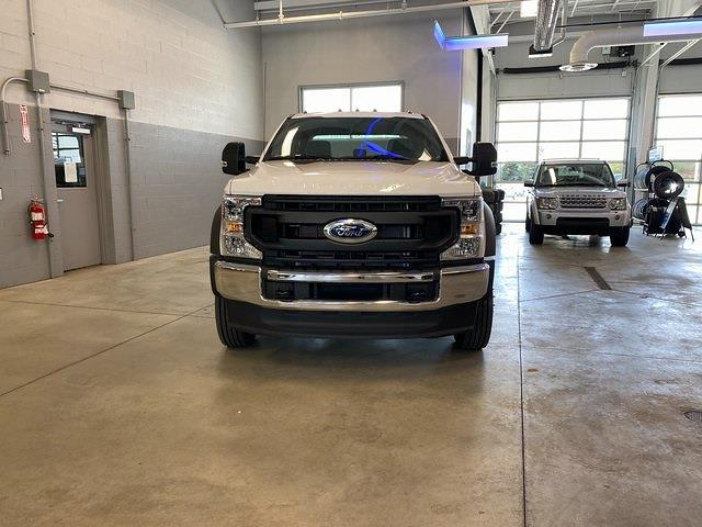 2021 Ford F-450 Crew Cab DRW 4x4, Cab Chassis #21108 - photo 22