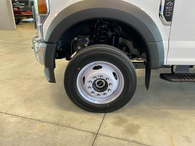 2021 Ford F-450 Crew Cab DRW 4x4, Cab Chassis #21108 - photo 25