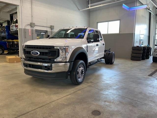 2021 Ford F-450 Crew Cab DRW 4x4, Cab Chassis #21108 - photo 8