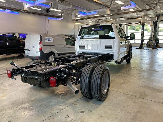 2021 Ford F-550 Crew Cab DRW 4x4, Cab Chassis #21118 - photo 1