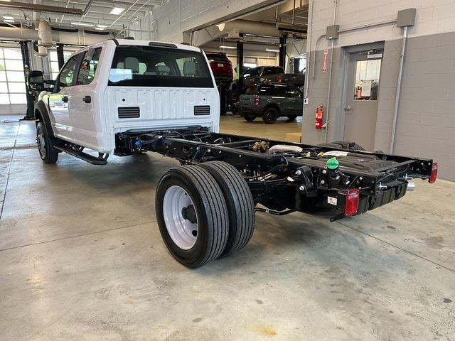 2021 Ford F-550 Crew Cab DRW 4x4, Cab Chassis #21118 - photo 25