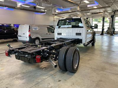 2021 Ford F-550 Crew Cab DRW 4x4, Cab Chassis #21118 - photo 2