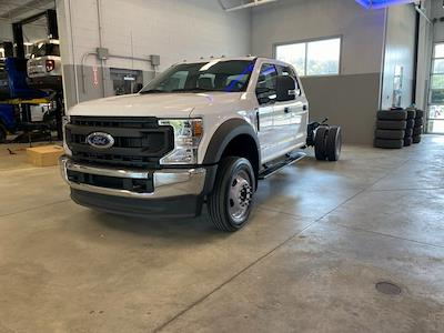 2021 Ford F-550 Crew Cab DRW 4x4, Cab Chassis #21118 - photo 8