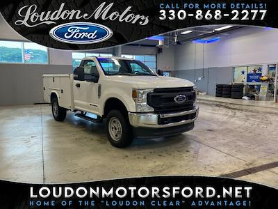 2021 Ford F-350 Regular Cab 4x4, Cab Chassis #21156 - photo 1