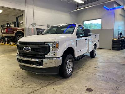 2021 Ford F-350 Regular Cab 4x4, Cab Chassis #21156 - photo 6