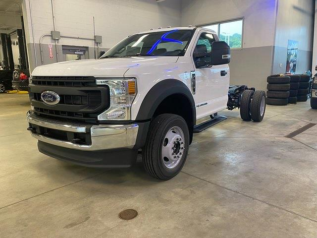 2021 Ford F-550 Regular Cab DRW 4x4, Cab Chassis #21176 - photo 8
