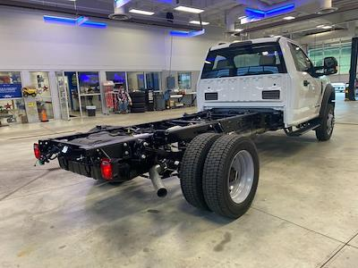 2021 Ford F-550 Regular Cab DRW 4x4, Cab Chassis #21176 - photo 2