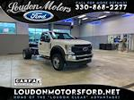 2021 Ford F-550 Regular Cab DRW 4x4, Cab Chassis #21176 - photo 1