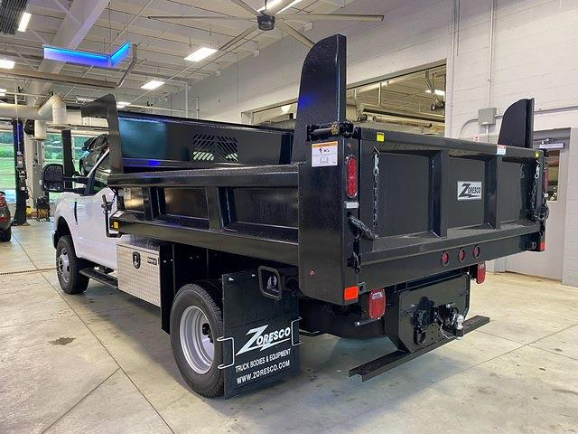 2021 Ford F-350 Regular Cab DRW 4x4, Cab Chassis #21180 - photo 19