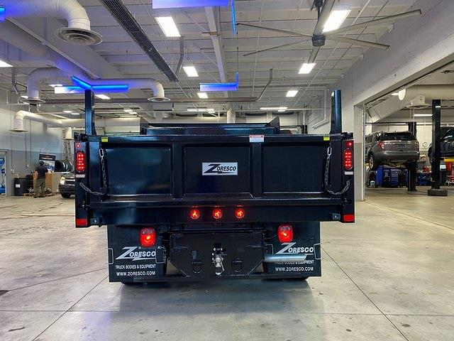 2021 F-350 Regular Cab DRW 4x4,  Rugby Z-Spec Dump Body #21180 - photo 8