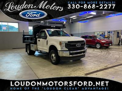 2021 Ford F-350 Regular Cab DRW 4x4, Cab Chassis #21180 - photo 1