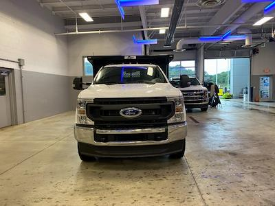 2021 Ford F-350 Regular Cab DRW 4x4, Cab Chassis #21180 - photo 11