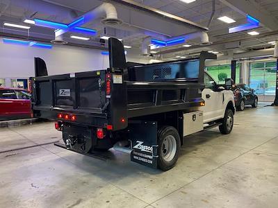 2021 F-350 Regular Cab DRW 4x4,  Rugby Z-Spec Dump Body #21180 - photo 2