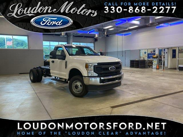 2021 Ford F-350 Regular Cab DRW 4x4, Cab Chassis #21181 - photo 1