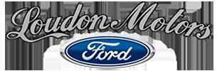 Loudon Motors Ford logo