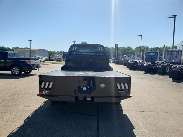 2019 International CV 4x2, CM Truck Beds Platform Body #KH354625 - photo 1
