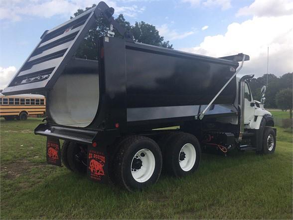 2021 International HV 6x4, Ox Bodies Dump Body #ML393939 - photo 1