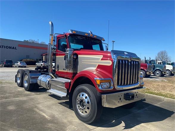 2021 International HX 6x4, Tractor #MN585216 - photo 1