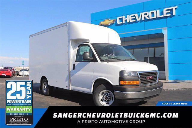 2021 GMC Savana 3500 4x2, Supreme Cutaway Van #21T685 - photo 1