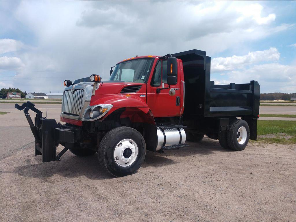 2012 International WorkStar 7500 4x2, Dump Body #227A-20 - photo 1