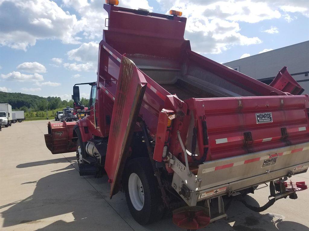 2012 International WorkStar 7400 4x2, Dump Body #278A-22 - photo 1