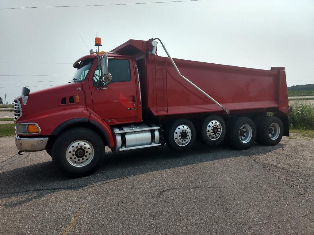 2007 Sterling Truck 6x4, Dump Body #294A-22 - photo 1