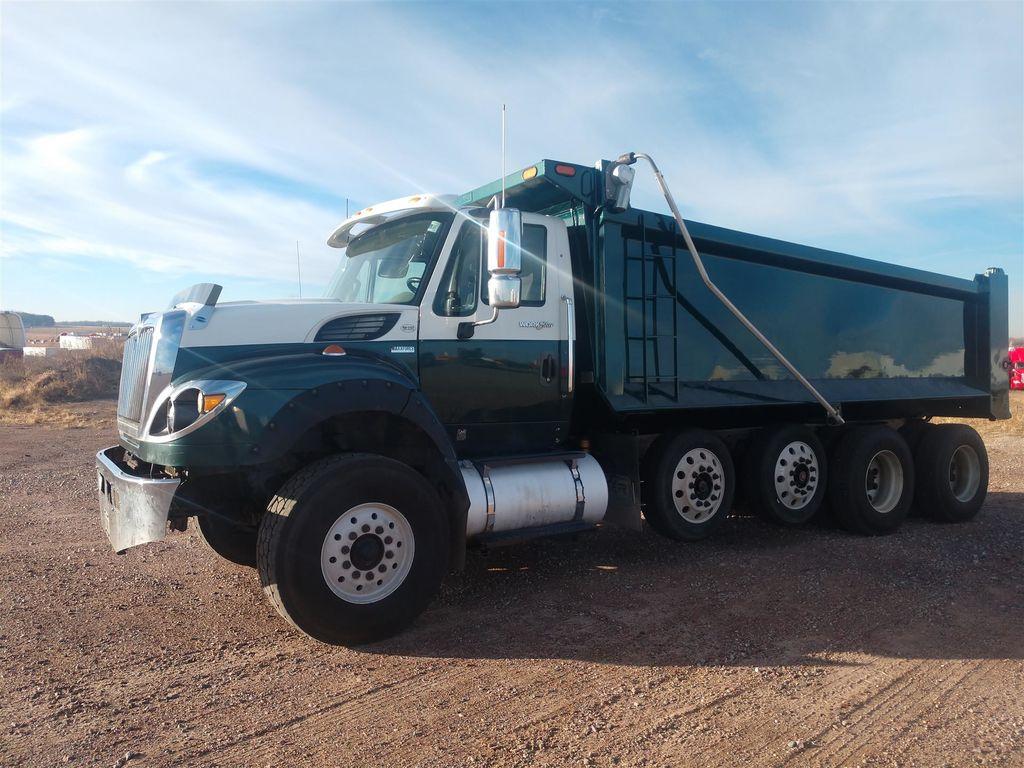 2013 International WorkStar 7600 6x4, Dump Body #295A-20 - photo 1
