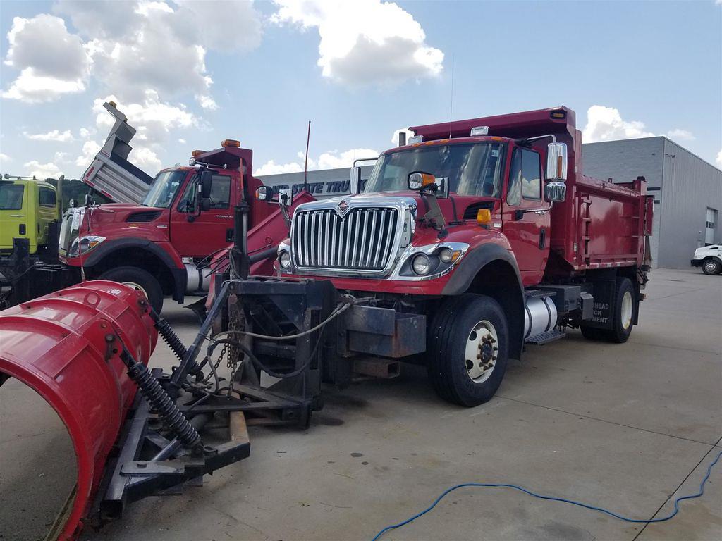 2012 International WorkStar 7500 4x2, Dump Body #310A-21 - photo 1