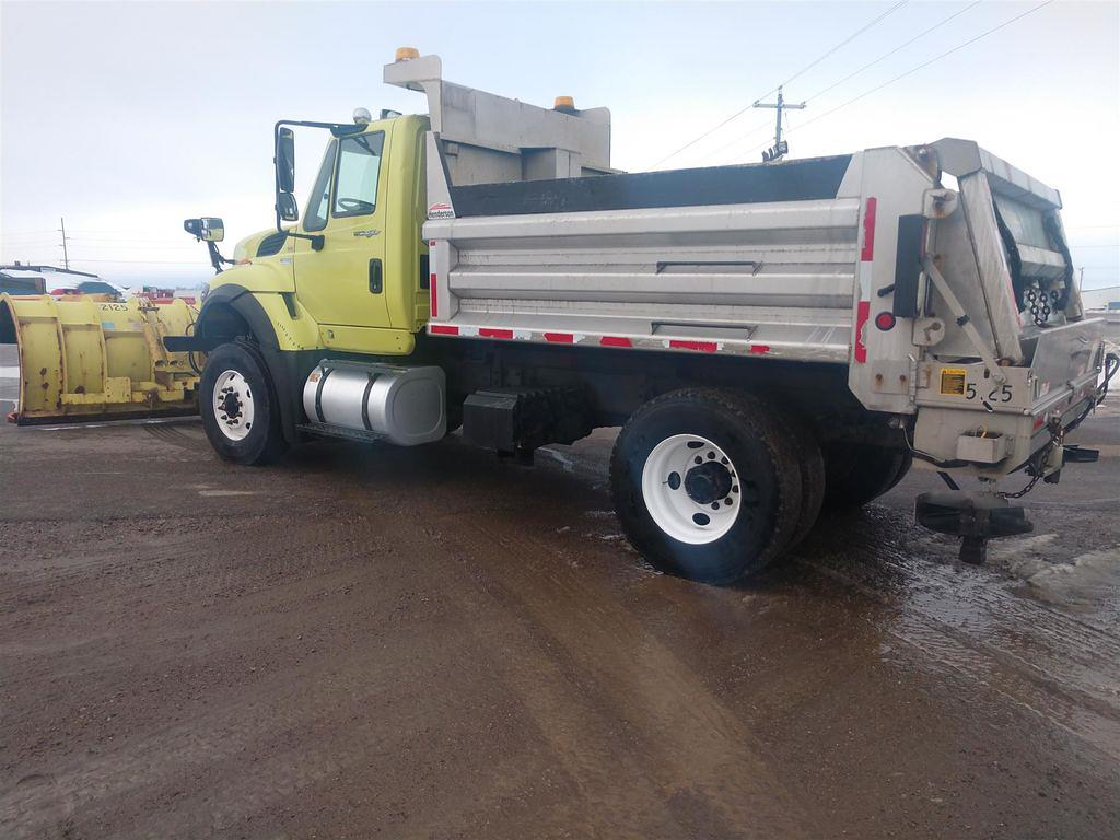 2013 International WorkStar 7500 4x2, Dump Body #431A-21 - photo 1